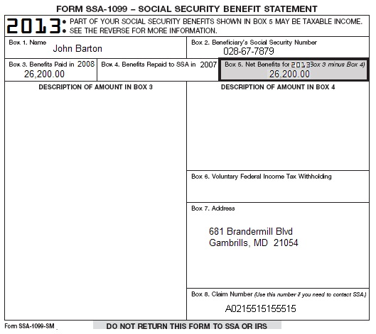 14 Tax Topic 21 – Social Security Benefits Worksheet 1040a