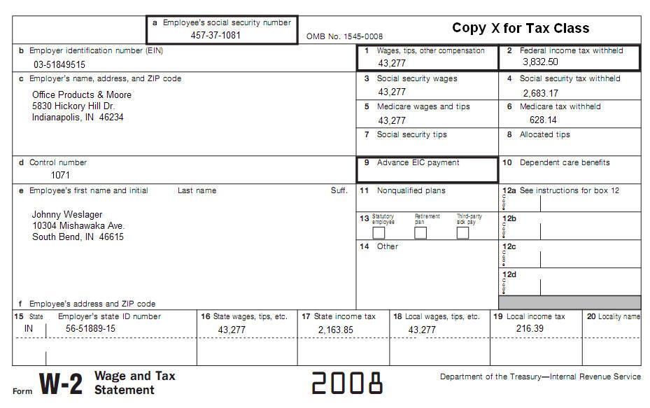Tax Workshop 2 Tax Filing Status