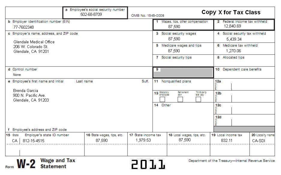 Tax Segment 6 Filing A California Tax Return